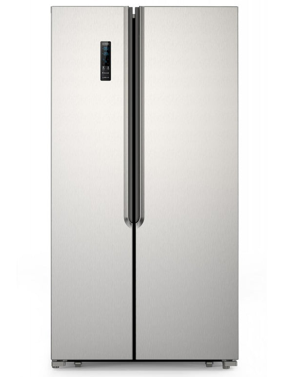 iDeal 427L American Style Fridge Freezer | EURSBS427STA - Nioclas O Conchubhair