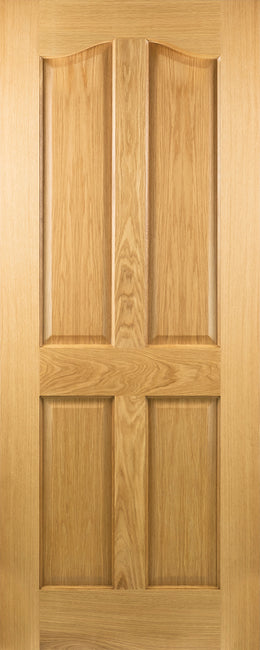 Seadec Oak Belfast 4 Panel Door - Nioclas O Conchubhair