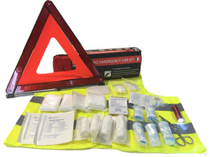 Car Emergency Kit - Nioclas O Conchubhair