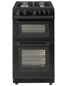 Belling 60cm Twin Cavity LPG Gas Cooker Black | FSG60TCBLKLPG - Nioclas O Conchubhair