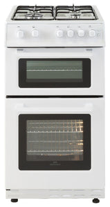 Belling 50cm Twin Cavity LPG Gas Cooker White | FSG50TCWHLPG - Nioclas O Conchubhair