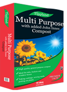 Multi Purpose Compost with added John innes - Nioclas O Conchubhair