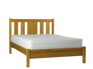 Jessica Pine Bed Frame 4'6'' - Nioclas O Conchubhair