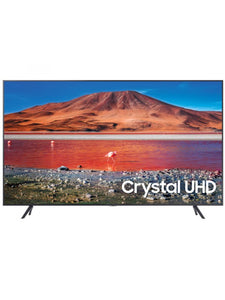 "Samsung 43"" Crystal UHD Smart TV 