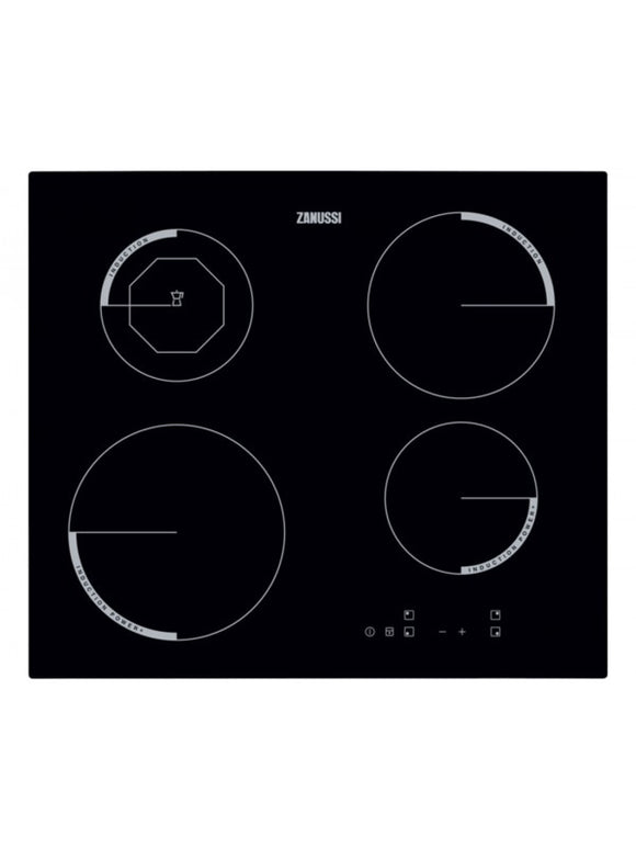 Zanussi 60cm Induction Hob | ZEI6840FBV - Nioclas O Conchubhair