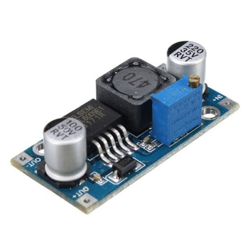 DC-DC Boost Converter Step-up XL6009E1