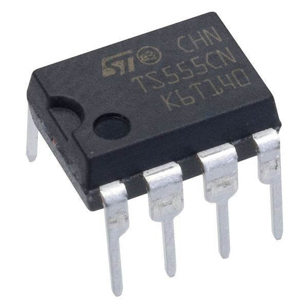 TS555 Low power CMOS Timer