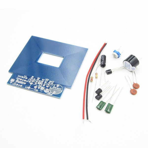 Kit DIY p/Soldar - Detector de metais