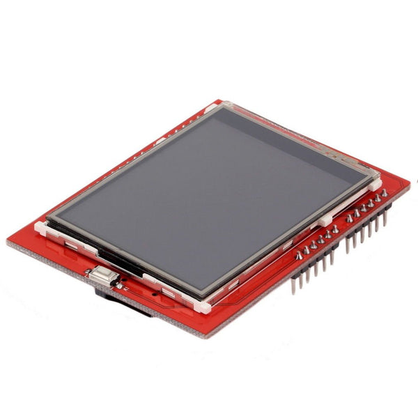 "Shield 2.4"" Touch Display p/Arduino UNO"