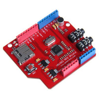 Shield MP3 p/Arduino UNO e Mega