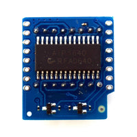 LED Matrix Shield p/Wemos D1 Mini
