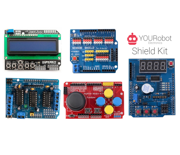 Kit Shields YOURobot