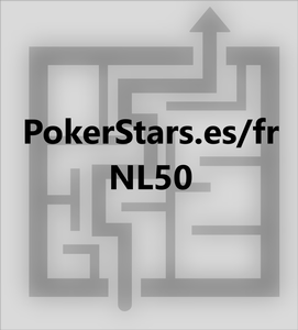6max NLHE 100bb cash game - 2.5bb RFI - rake NL50 Pokerstars.es/fr