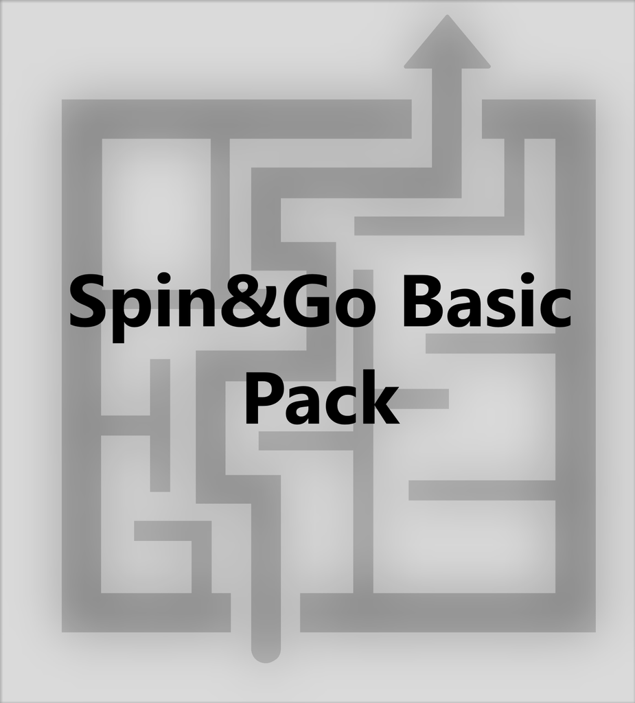 Spin&Go 3 way - Basic pack