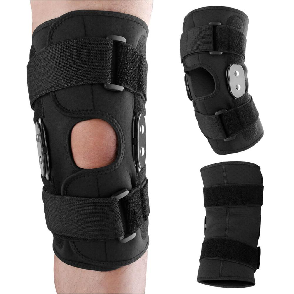 Adjustable Knee Brace for Tears & Patella Support