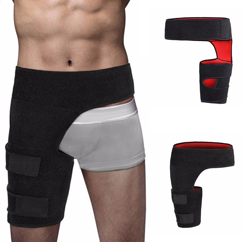 Breathable Hip Brace | Groin Support