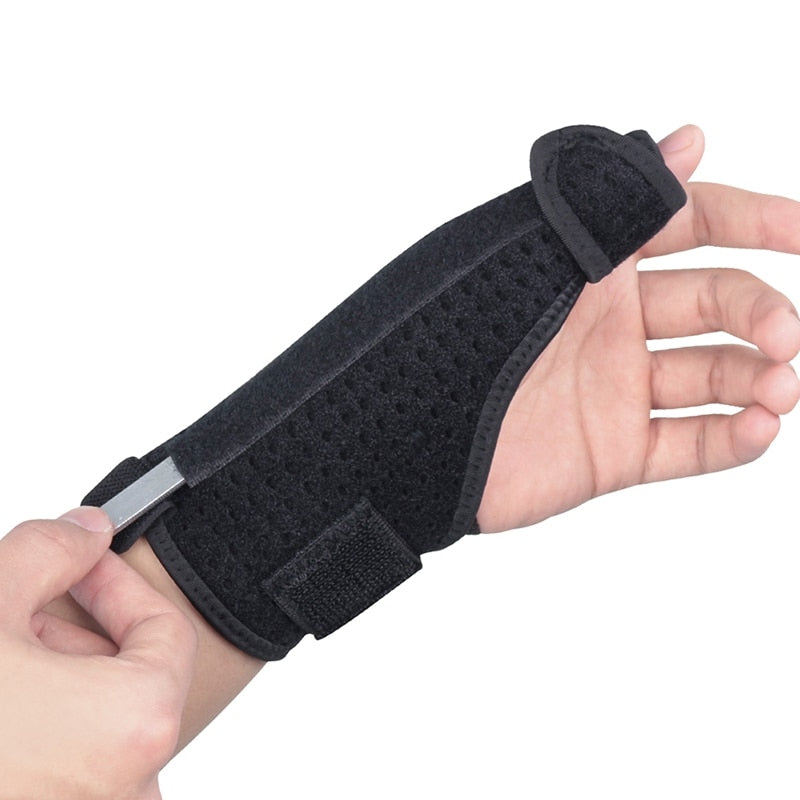 Arthritis Treatment Splint | Wrist Protector | Metal Stabilizing Support
