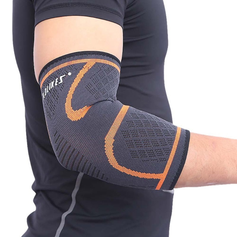 Compression Support Elbow Sleeve Brace - Relief & Support!