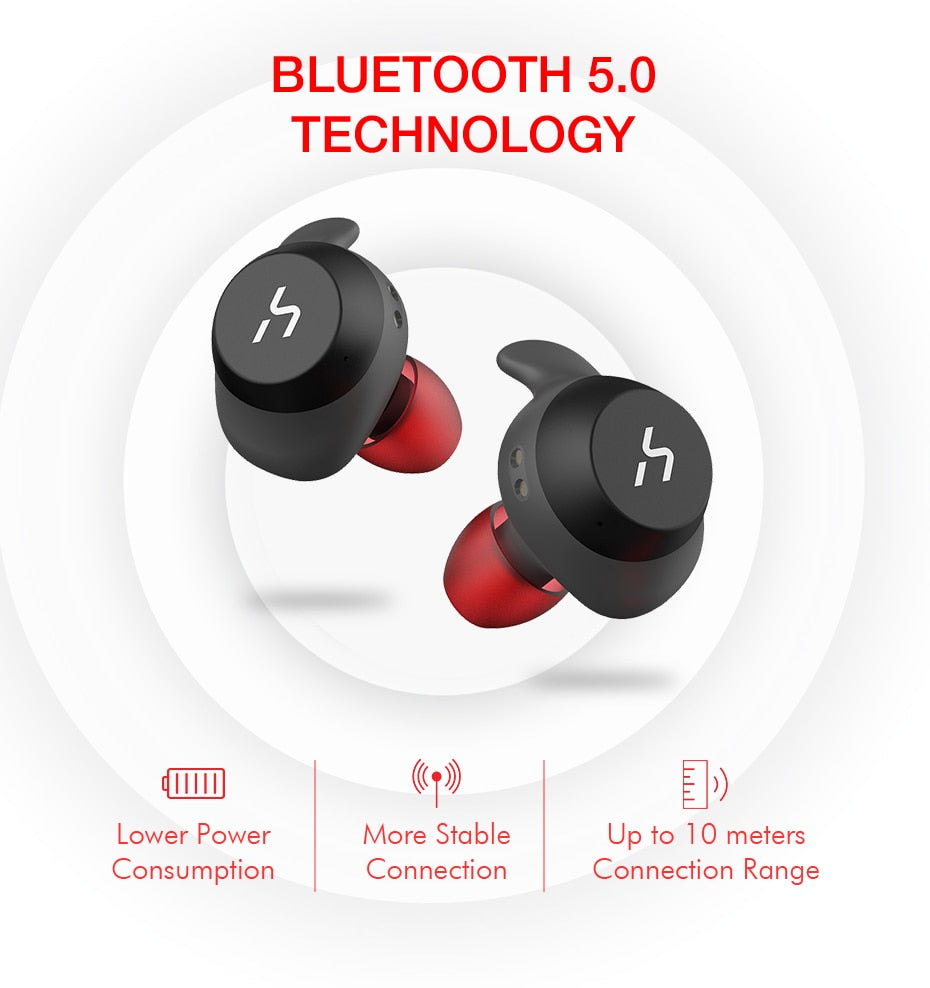 13c31fcc9c9 ... Load image into Gallery viewer, HAVIT TWS Bluetooth Earphone True  Wireless Sport Earphone Waterproof Stereo ...