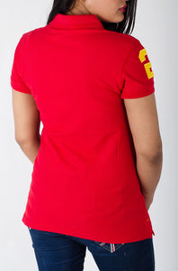 International Brand Women Polo Shirt (4673701380228)