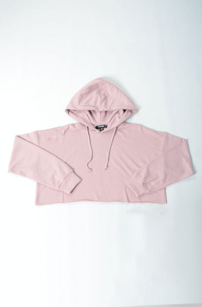 MISSGUIDED WOMEN CROP HOODIE