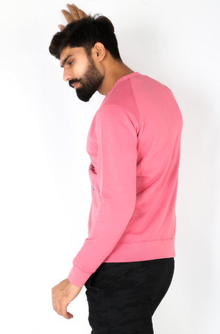 SFIIRA  INTERNATIONAL BRAND MEN ESSENTIAL REGULAR FIT SWEATSHIRT (4253118103684)