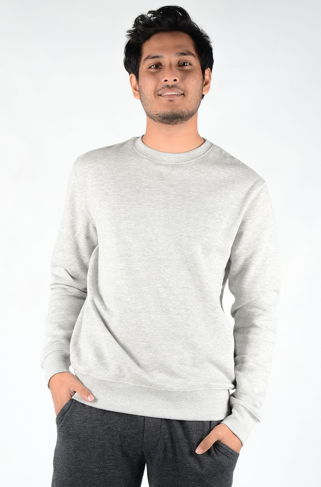 (P&B) INTERNATIONAL BRAND  MEN'S SWEAT SHIRT (4495608381572)