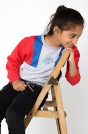 (M/K) INTERNATIONAL BRAND Girl's Sweat Shirt (4253112074372)