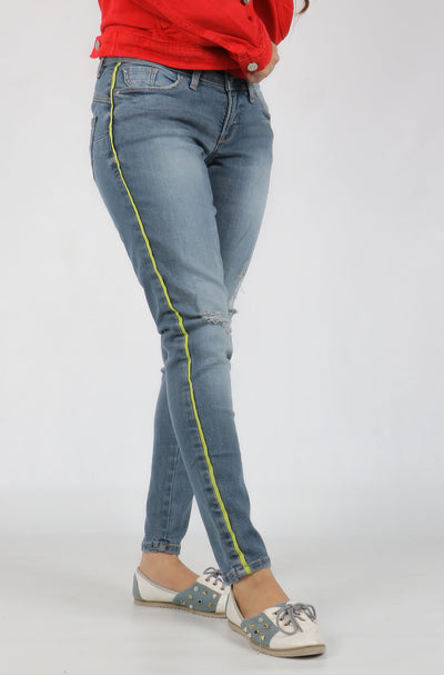 (B/S) INTERNATIONAL BRAND  DENIM WOMEN JEANS (4377154846852)
