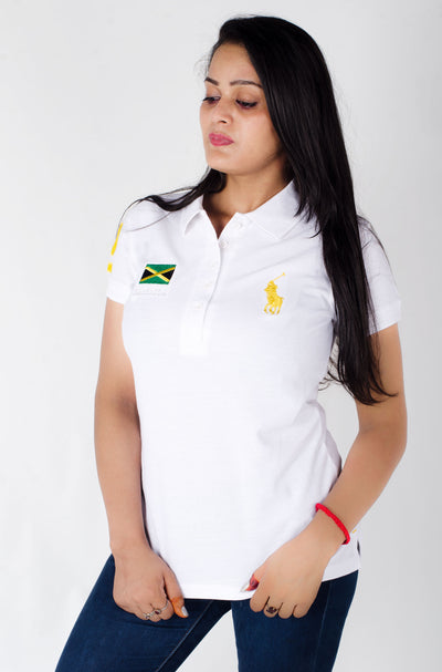 International Brand Women Polo Shirt (4673703149700)