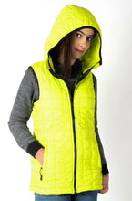 Load image into Gallery viewer, (A/L) INTERNATIONAL BRAND PUFFER WOMEN JACKET (4430289141892)