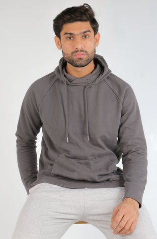 (Q/F)INTENTIONAL BRAND MEN'S HOODIE (010-00013)