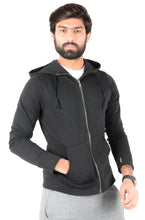 Load image into Gallery viewer, (M/A) INTERNATIONAL BRAND  ZIPPER MEN'S HOODIE (4409862946948)