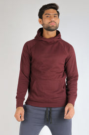 (Q/F)  INTENTIONAL BRAND MEN'S HOODIE (010-00013)