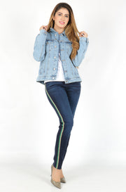 CHI INTERNATIONAL BRAND  WOMEN JEANS (4377161400452)
