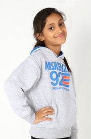 (M/K) INTERNATIONAL BRAND Girl'S HOODIE (4252569403524)