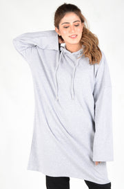 (M/D)INTERNATIONAL BRAND WOMEN LOOSE HOODIE (4561845387396)