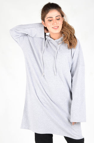 (M/D)INTERNATIONAL BRAND WOMEN LOOSE HOODIE