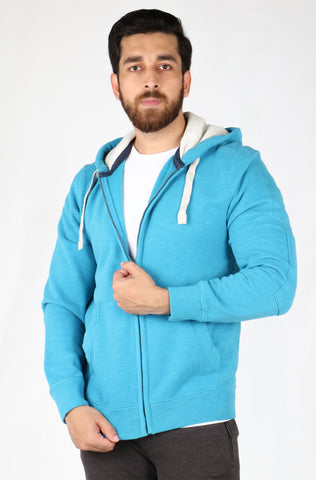 Ubro INTERNATIONAL BRAND Men's Zipper Hoodie (1969405231202)