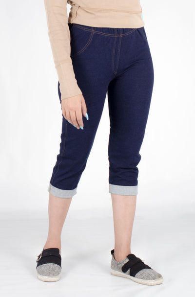 (R/K)  INTERNATIONAL BRAND WOMEN'S CAPRI (2206040522850)