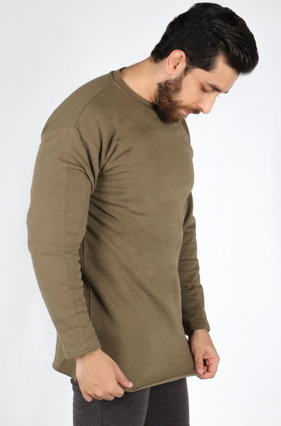 (T/M) INTERNATIONAL BRAND Men's  Sweat Shirt (4161680605316)