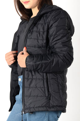 (A/L) INTERNATIONAL BRAND PUFFER WOMEN JACKET (4430276853892)