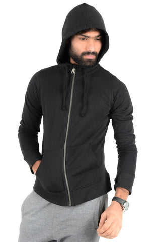 (M/A) INTERNATIONAL BRAND  ZIPPER MEN'S HOODIE (4409862946948)