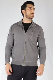 OXBOO  INTERNATIONAL BRAND MEN'S ZIPPER JACKET (4378053116036)