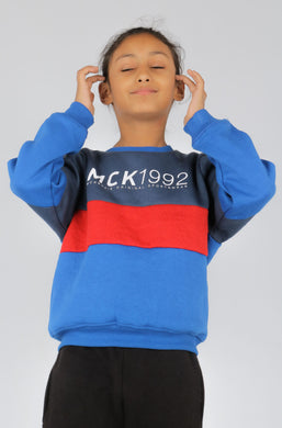 (M/K) INTERNATIONAL BRAND Girl's Sweat Shirt (4354038366340)