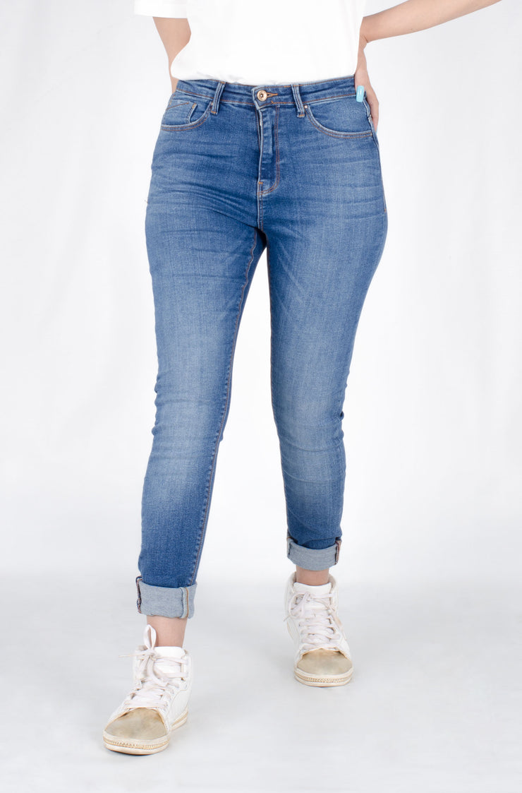 (O/N) INTERNATIONAL BRAND DENIM JEANS FOR WOMEN (4159985844356)