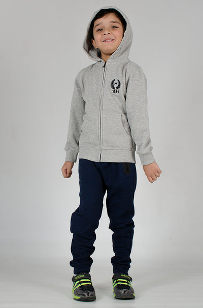 (T/H) INTERNATIONAL BRAND   KIDS ZIPPER HOODIE (4403820232836)