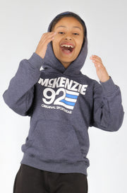 (M/K) INTERNATIONAL BRAND Girl'S HOODIE (4328575369348)