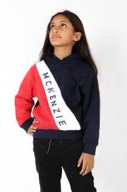 (M/K) INTERNATIONAL BRAND Girl'S HOODIE (4253115318404)