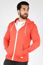 Load image into Gallery viewer, Ubro INTERNATIONAL BRAND Men's Full Zipper Hoodie (4161561624708)